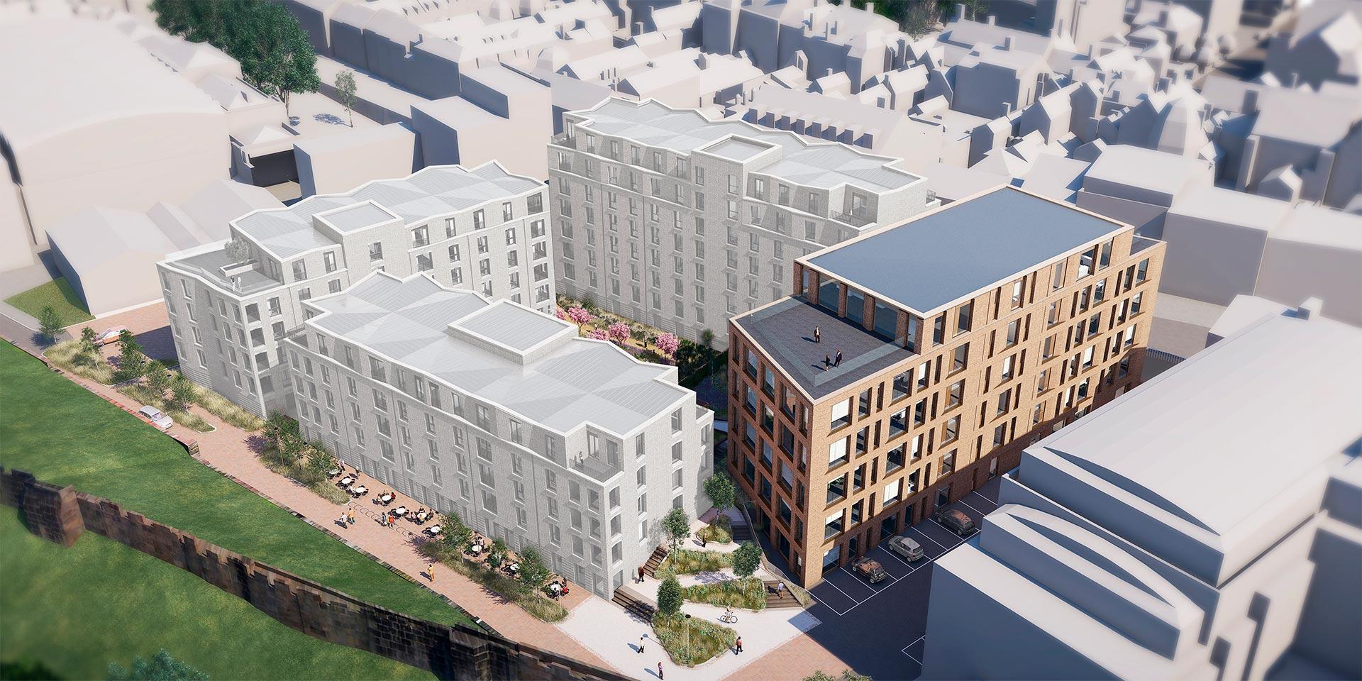 Hudson House Commercial Development