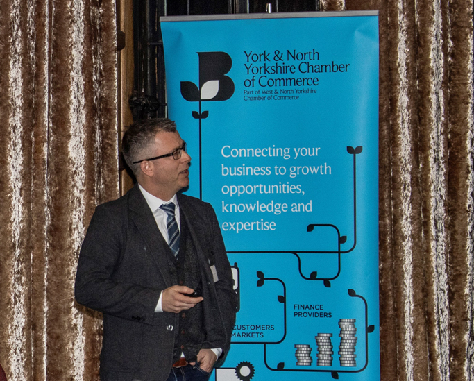 HQ vision presented to York Property Forum
