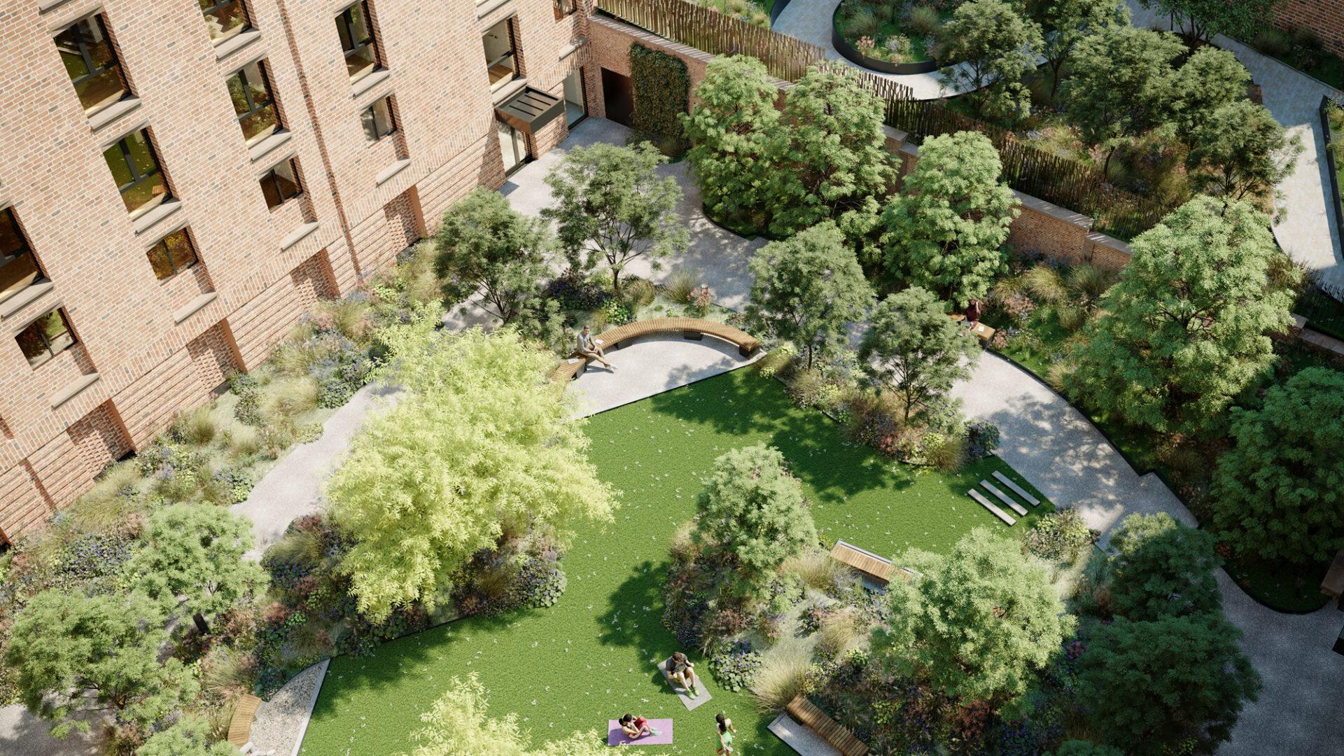New launch of Hudson Quarter apartments following sales success